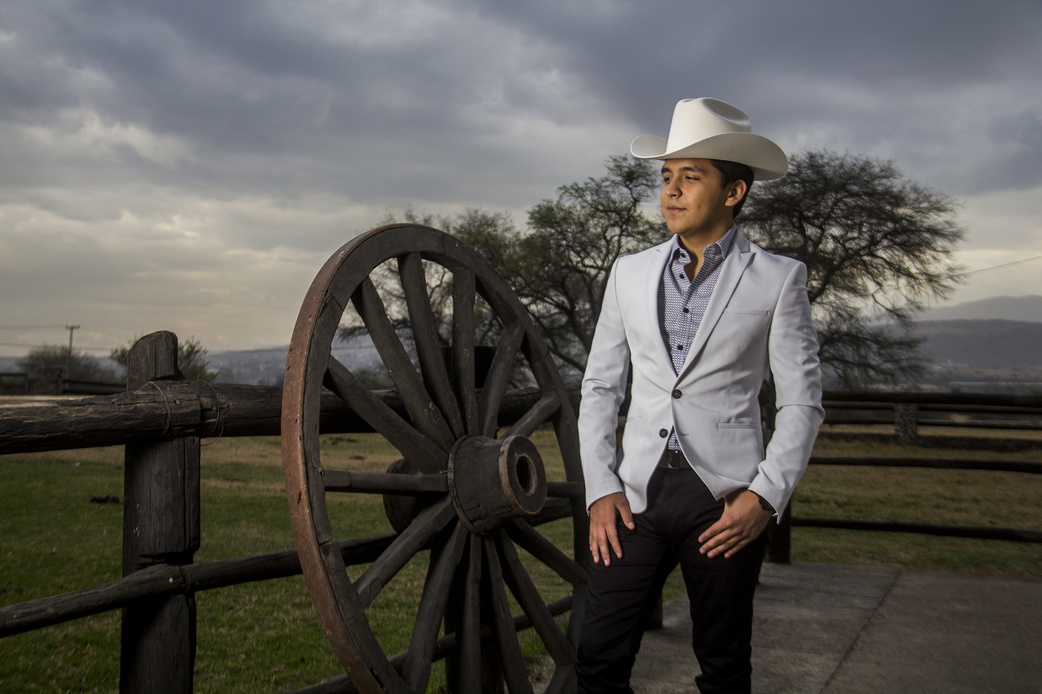 Christian Nodal JG Music
