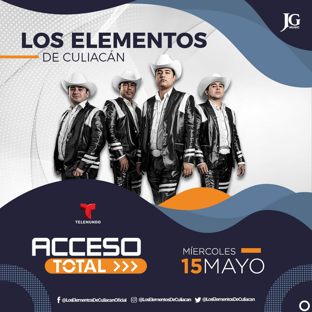 elementos acceso total 15 mayo